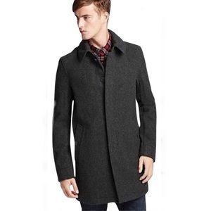 Burberry 'Branson' Men's Wool Coat